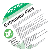 Prochem : Carpet  Extraction Liquids