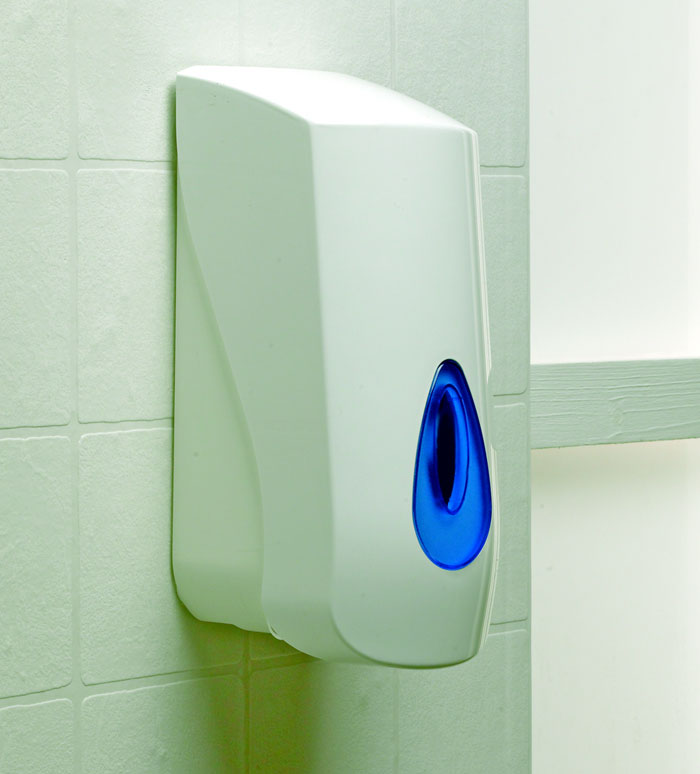 PLASTIC MODULAR SOAP DISPENSER