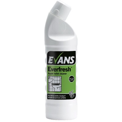 EVANS Everfresh Apple - 6 x 1 Litre