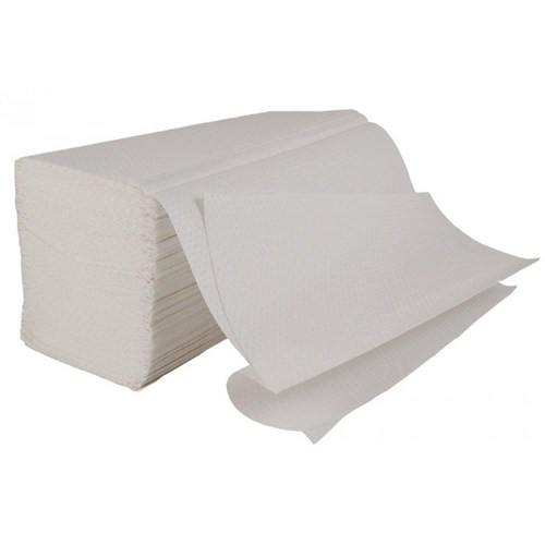ENIGMA  3000 - Hand Towels White Inter Fold