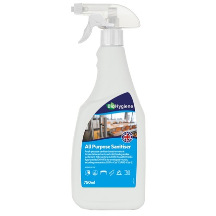 BIO HYGIENE : All Purpose Sanitiser RTU