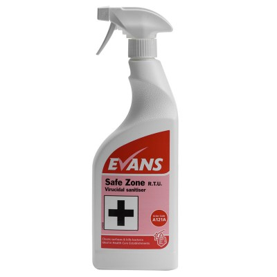 EVANS Safe Zone - 6 x 750ml
