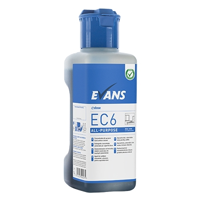 EVANS EC6 All - Purpose - 4 x 1 Litres