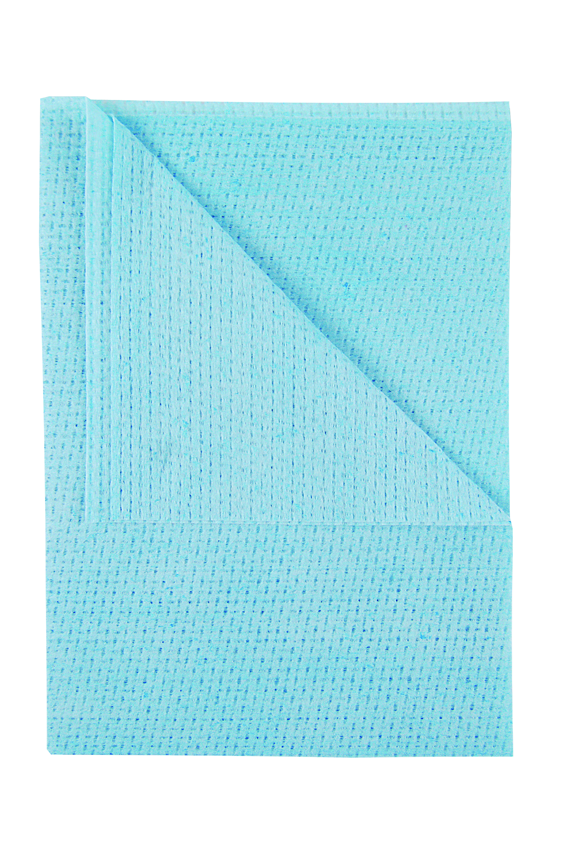 Blue Velette Cloths - 25Pk