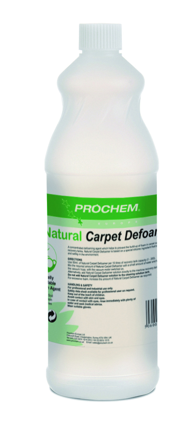 Natural Carpet  Defoamer 1 x 1 Ltr
