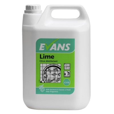 EVANS Lime Disinfectant - 2 x 5 Litres