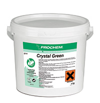 PROCHEM Crystal Green 1 x 4kg Tub