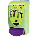 DEB Children's Hygiene System Hyfoam Liquid Soap Dispenser