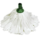 EXEL 'Big White' Socket Mop - 10 Pack