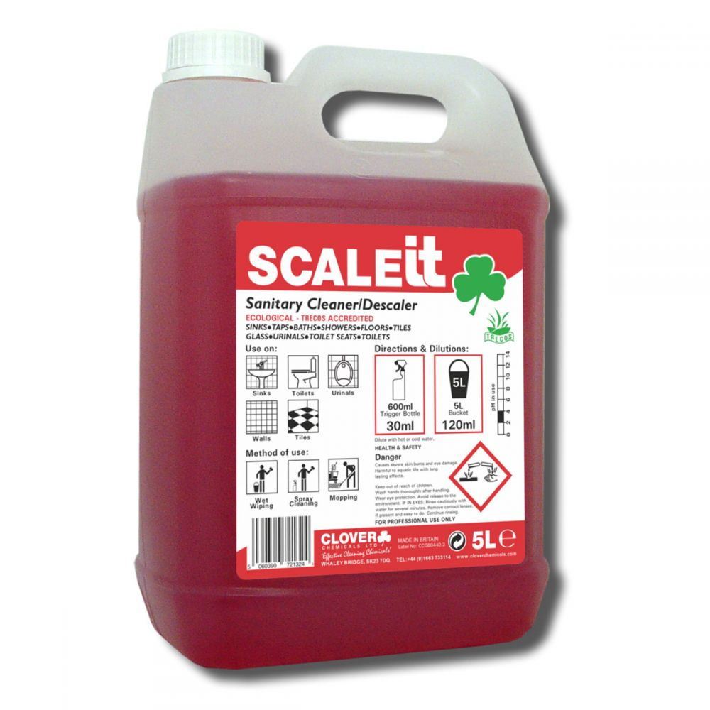 CLOVER: ScaleIT Sanitary Cleaner & Descaler