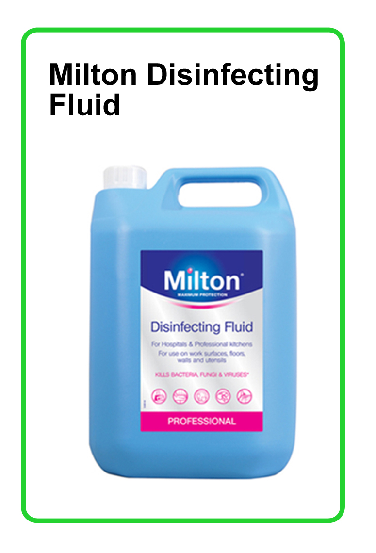 Milton Disinfecting Liquid 2x5L