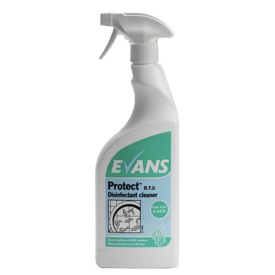 EVANS Protect  RTU - 6 x 750ml