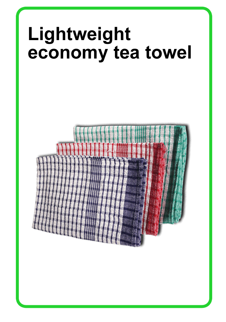 Ramon: Rice Weave Tea Towel