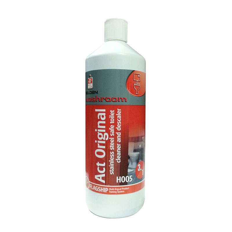 SELDEN Act Toilet Cleaner 1 Litre